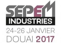 TECHNITEXT Ingénierie sur le salon SEPEM Industries du 24 au 26 janvier 2017